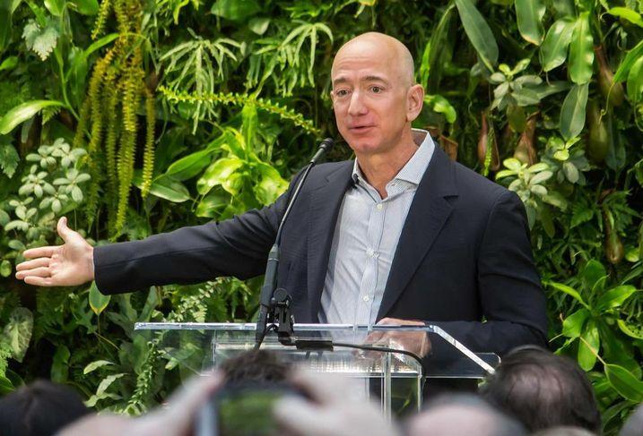REPORT: Amazon Is Splitting HQ2 Between 2 East Coast Cities