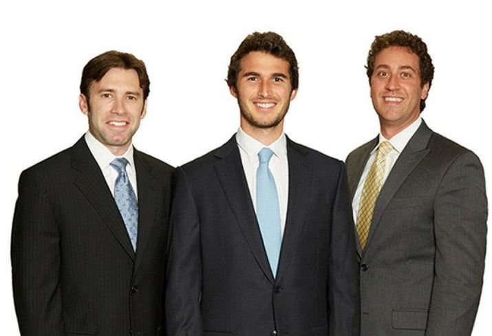 StREITwise founders Joseph Kessel, chief operating officer; Jeffrey Karsh, CEO; and Eliot Bencuya, chief investment officer