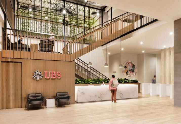 UBS Enlists WeWork For HQ Redesign In Largest 'Powered By We' Deal Yet