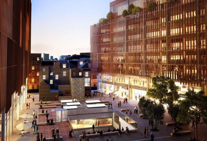 This Lender Is Keen On London Development Finance