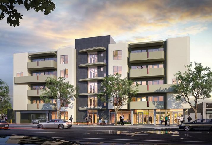 West Angeles Community Development Corp. and Related Cos. has broke ground on a 70-unit senior housing development in Los Angeles