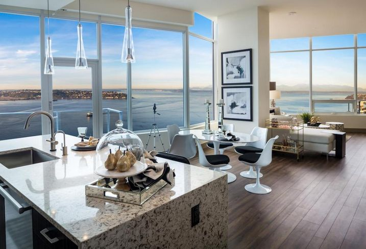 Seattle's Luxury Rentals Offer A Room With A View