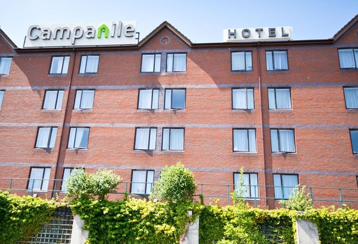Campanile Hotel Salford Manchester
