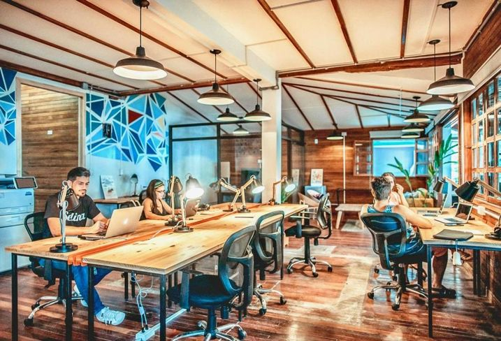 Selina coworking space