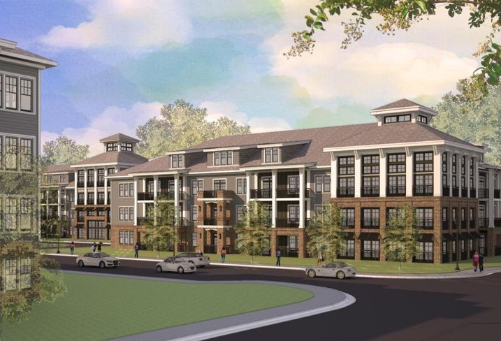 Virginia Developer Breaks Ground On Multifamily Complex In Exton