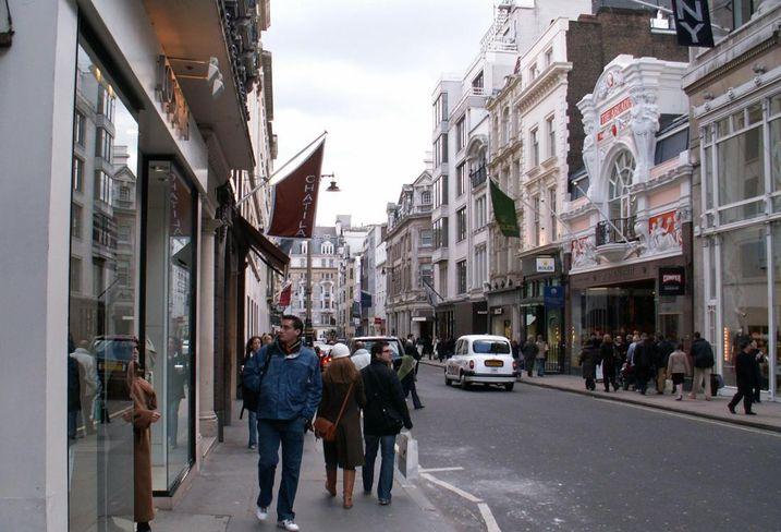 Who Is Still Buying U.K. Retail In 2018?
