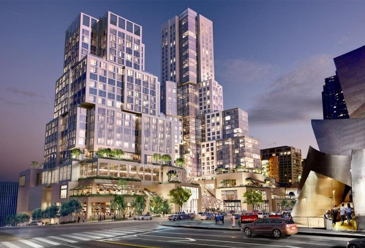 Related Cos. The $1B Grand Avenue Project