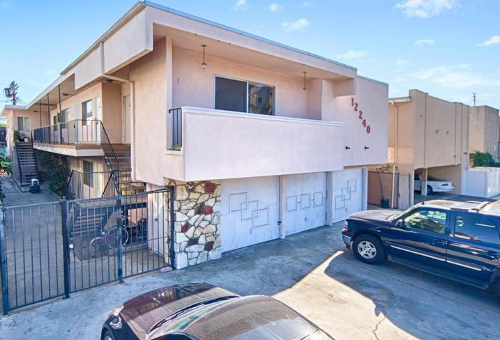 A private investor has purchased an 11-unit apartment in Mar Vista from an undisclosed seller for $4.14M.