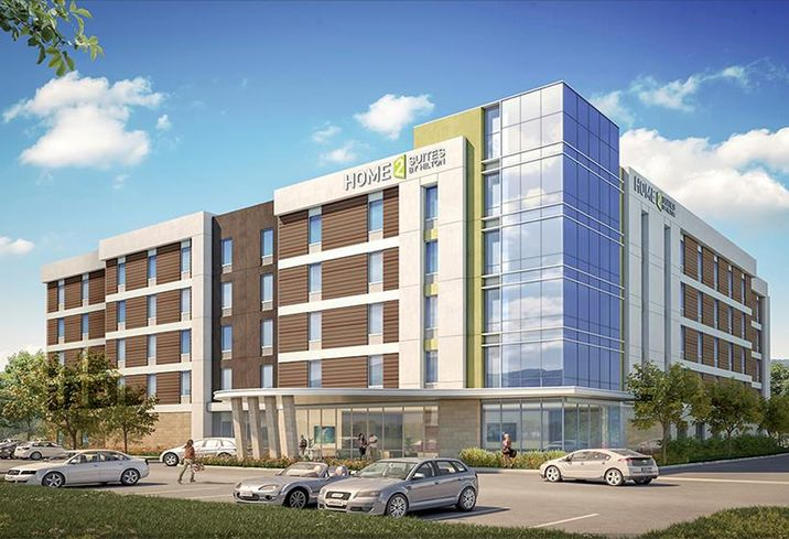 Bay Area's First Modular Hotel Under Construction