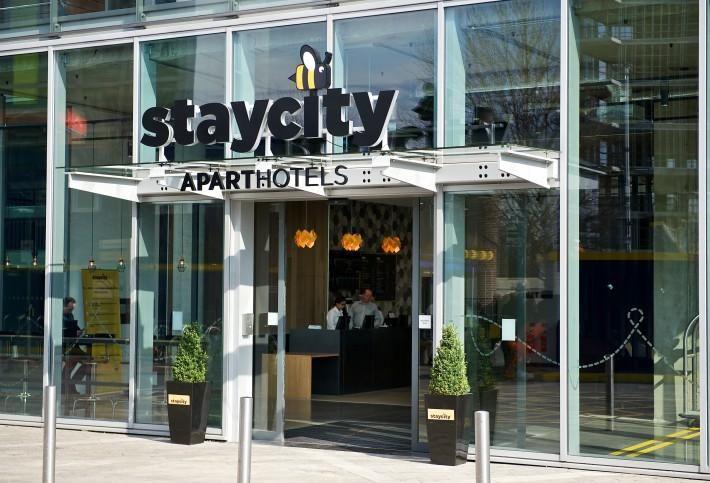 Staycity aparthotel