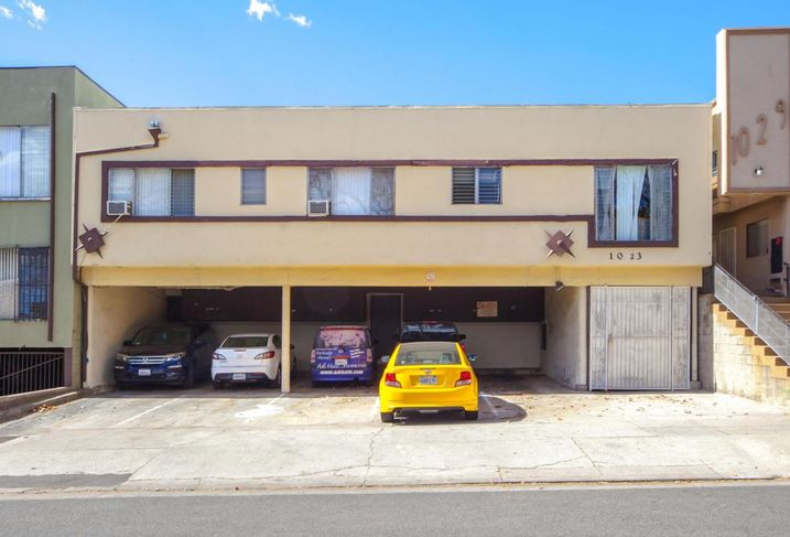 A private investor has purchased a nine-unit apartment in West Hollywood from an undisclosed family trust for $2.76M.
