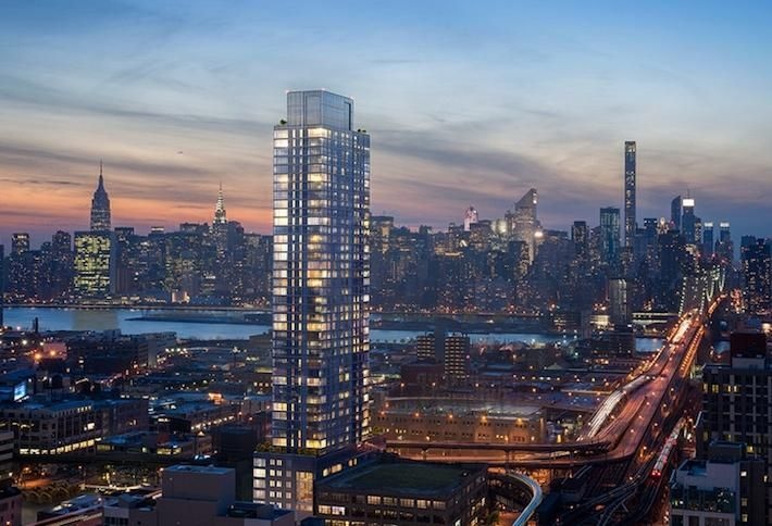 Carlyle Group Fund Paying $284M For Luxury Rental In LIC