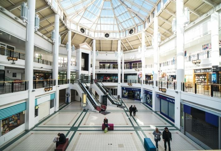 6aaa0923413 £7B Of Shopping Centres Face Distressed Debt Pressure