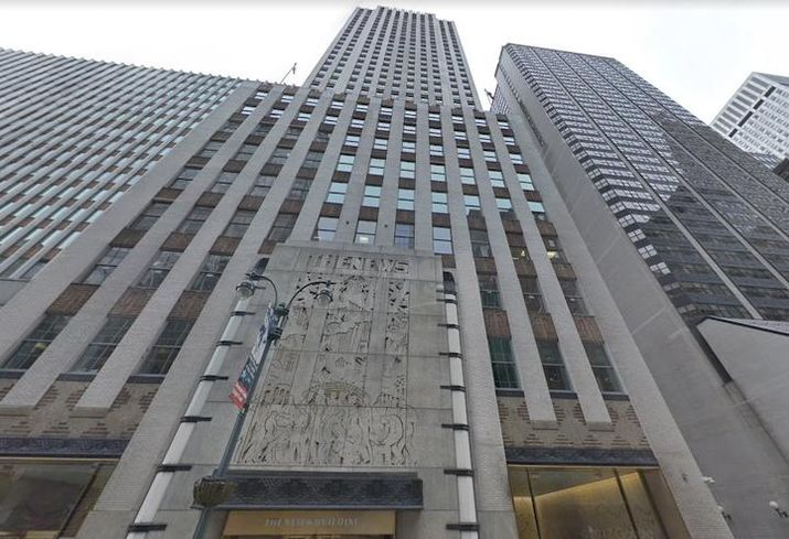 SL Green's Plan To Sell The New York Daily News Building Comes Apart