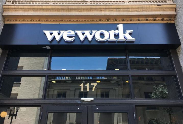Former WeWork Exec Sues Company, Alleging Age Discrimination