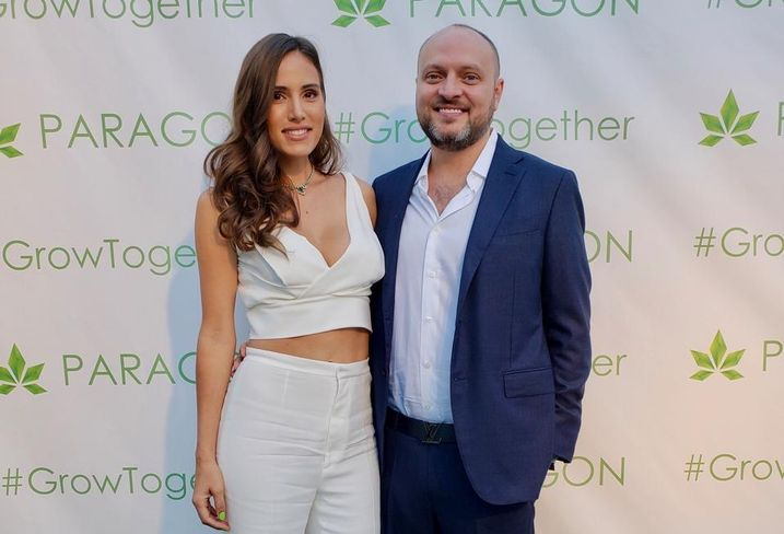 Paragon founders Jessica VerSteeg and husband Egor Lavrov opened the first blockchained powered coworking space for cannabis related companies in Hollywood, CA.