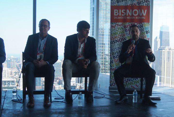 ESD President Kurt Karnatz, SOM Managing Director Adam Semel, and CohnReznick Partner Wes Prato, who moderated.