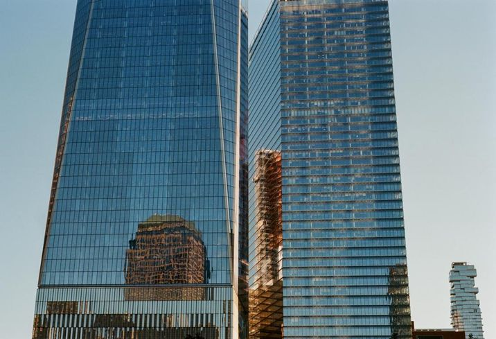 Where Are They Now? The Sites Damaged On 9/11 And What's Been Built Since