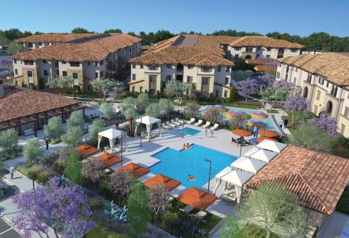 The 13-acre property at 1692 Sycamore Drive was the former home of the Rancho Simi Park and Recreation District. The JV plans to construct a new 311-unit apartment community with nearly a third for low-income seniors.