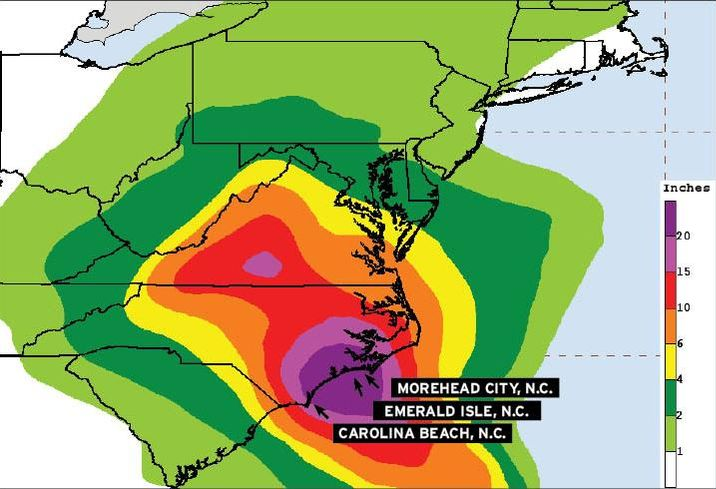 Prepping For Hurricane Florence: 'This Will Be A Devastating Storm'