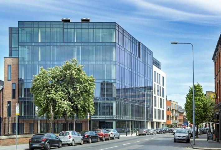 The Sharp Building on Hogan Place in Dublin 2