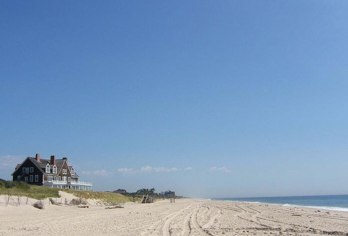 The Hamptons Are So Last Year. Real Estate Is Better At This Other Posh Beach Town