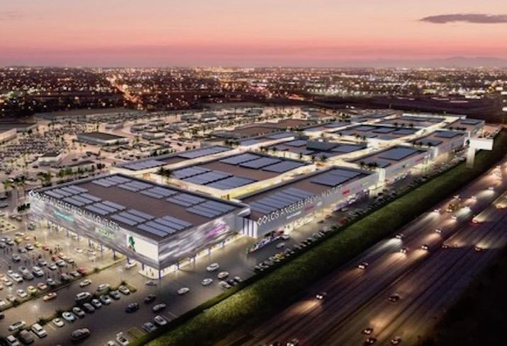 Macerich and Simon Property Group will go 50/50 to develop the 566K SF Los Angeles Premium Outlets in Carson.