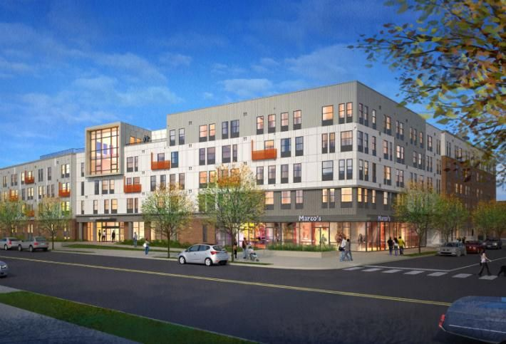 Pennrose Nears Opening Of All-Affordable Apartment Building