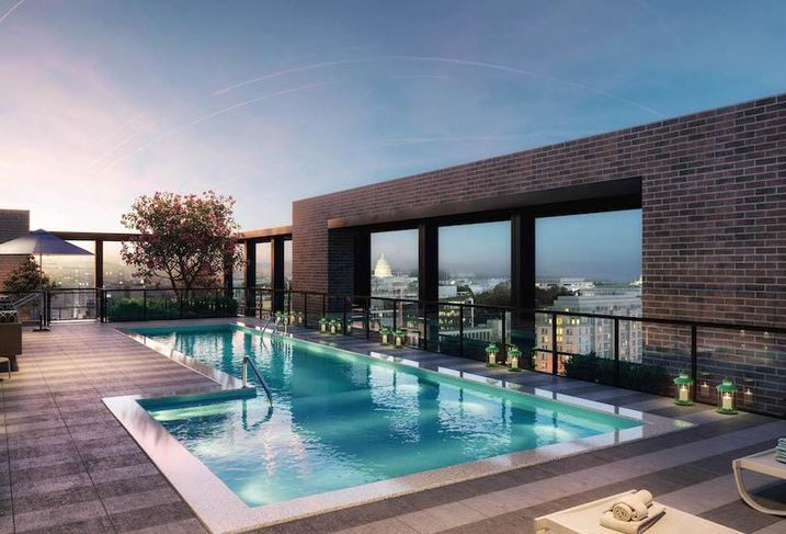 Equity Residential 100 K NoMa
