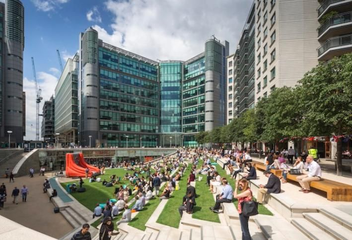 REIT Says Better Design Can Improve Mental Health And Save Societies Money