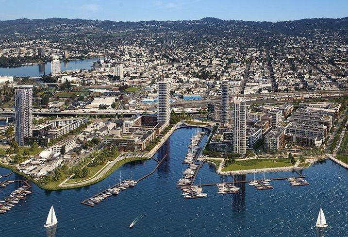 Brooklyn Basin Project Seeks To Extend Timeline, Add More Apartments