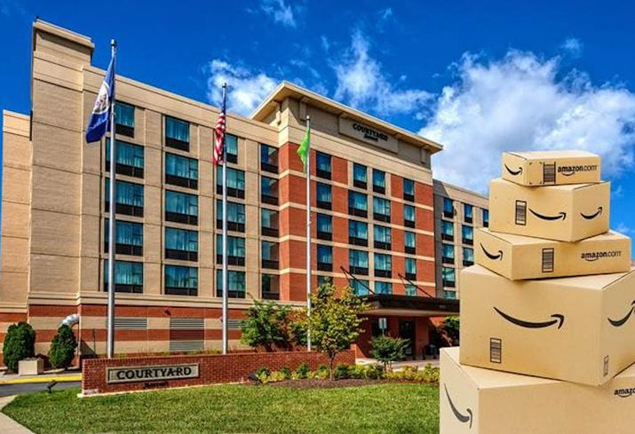 Courtyard by Marriott Dulles Airport Amazon