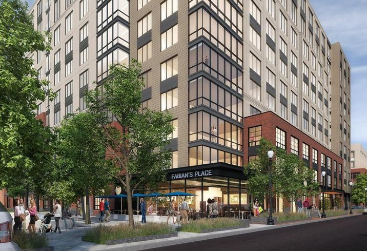 Leggat McCall Properties Breaks Ground On 650-Unit The Smith In The South End