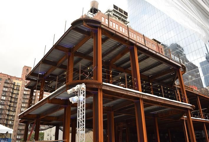 Inside Brookfield's Manhattan West Megaproject