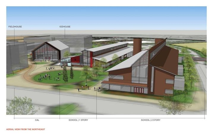 Town Center, Sports Complex Planned For Reunion Community