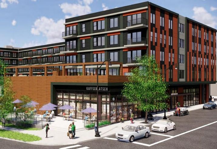 Plans Revealed For Several Multifamily Developments In Outer Neighborhoods