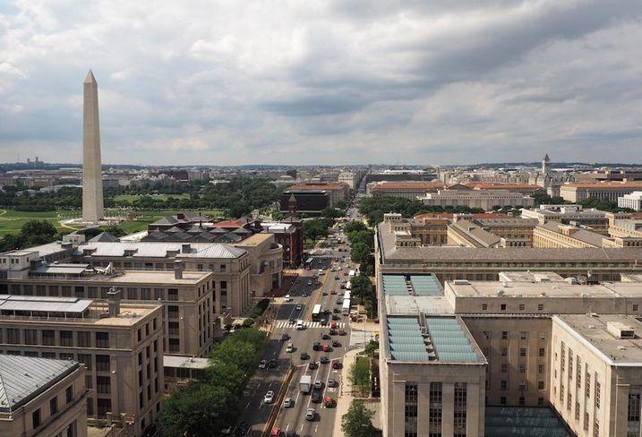 D.C. skyline