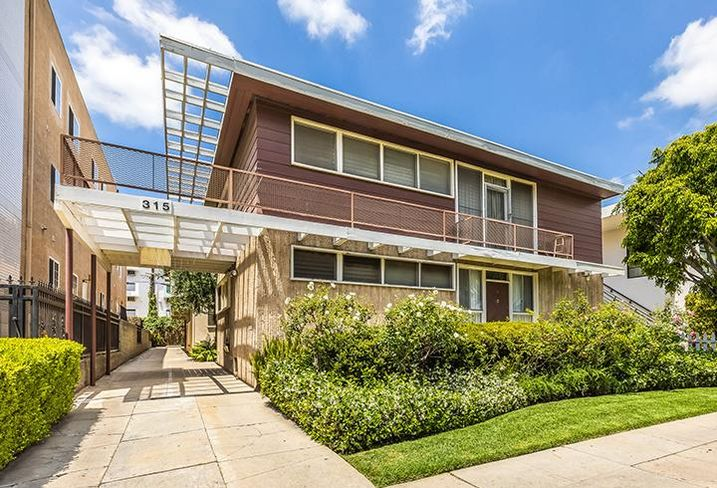 Bentley Place has acquired an 11-unit apartment in the Beverly Grove neighborhood of Los Angeles from an undisclosed seller for $3.25M.