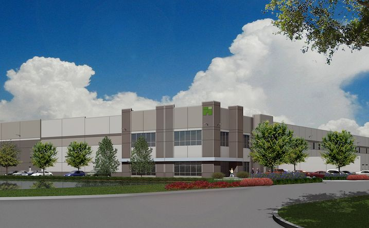 First Industrial Developing 1.9M SF Industrial Park In Aurora