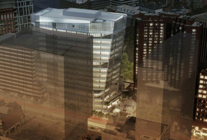 Google Could Be Driving Boston Properties To Build Glassy Kendall Square Tower