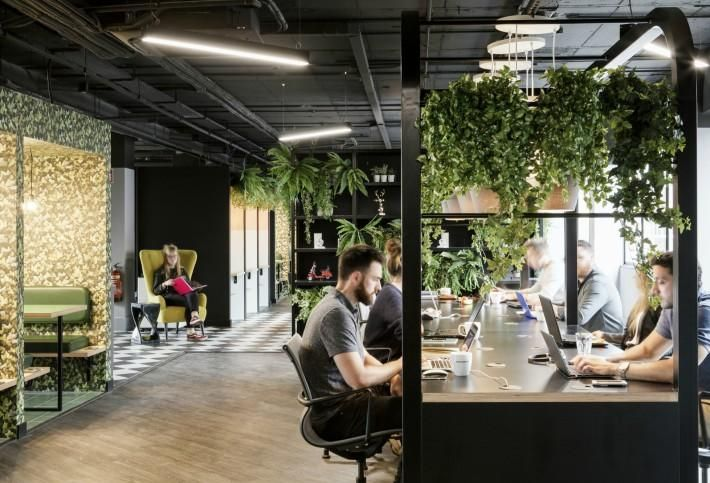 Iconic Offices' The Brickhouse at Clanwilliam Court in Dublin 2