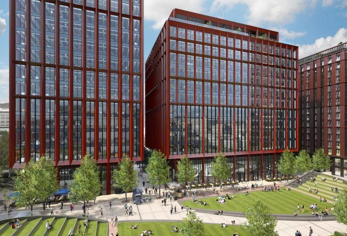 Circle Square Manchester Bruntwood