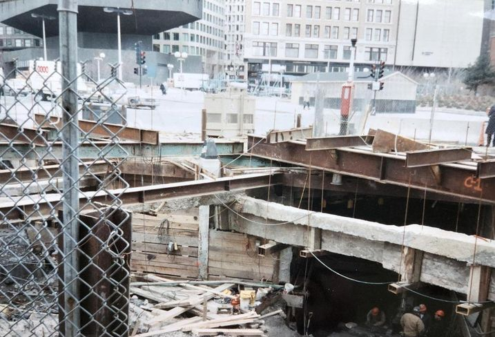 How The Big Dig Ushered In Boston's Development Heyday