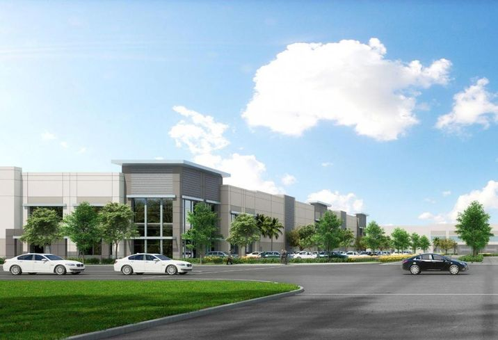 Ivanhoé Cambridge and CapRock Partners breaks ground on Colony Commerce Center