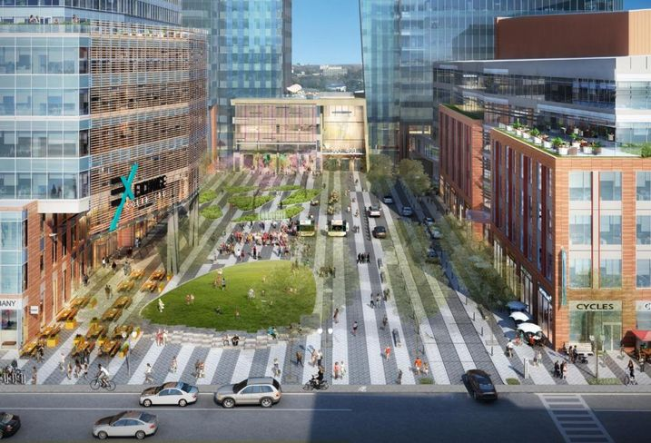 The South End Is Boston's Next Hub For Innovation – No Aerial Gondola Necessary
