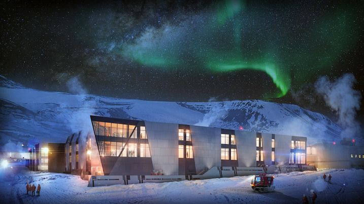 Keeping It On Ice: OZ Creates Master Plan For Antarctic Research Hub