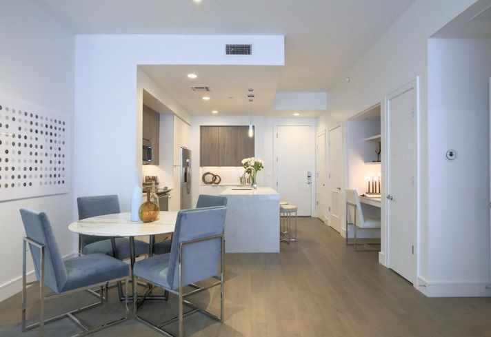 Caydon Reveals Model Apartment For Midtown's First High-Rise Residential Project
