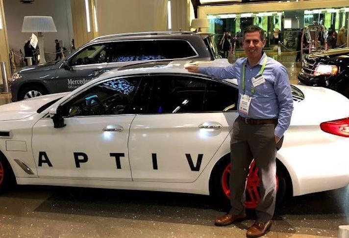 Enterprise Community Partners Vice President of Innovation Matt Hoffman