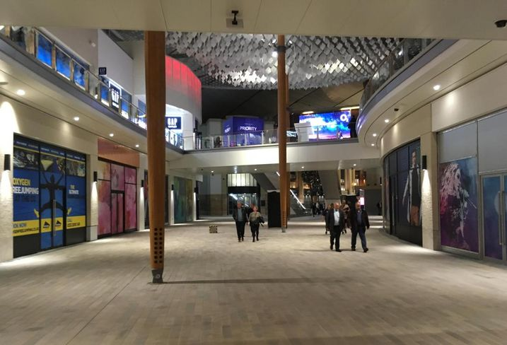 Crosstree Capitalises After Sliding Doors Moment At O2 Outlet Centre