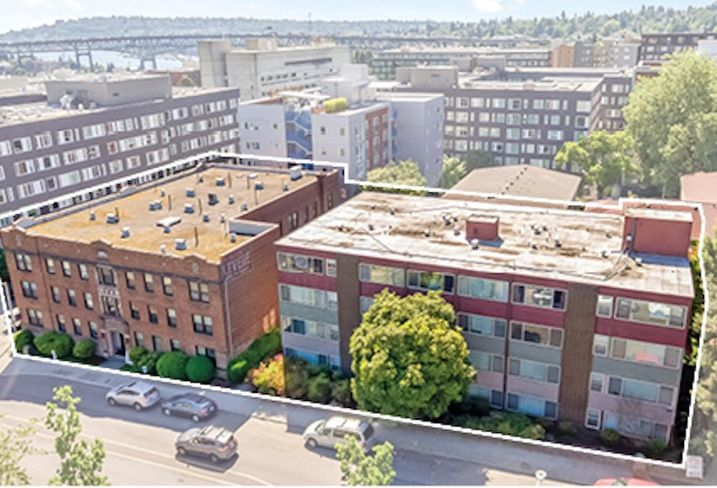 UW Area Apartments Change Hands